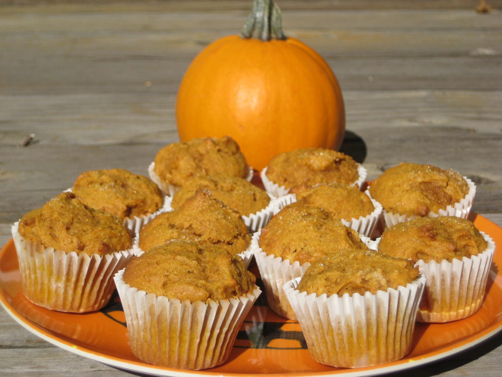 Healthy School Party Snack The Best Pumpkin Mini Muffins