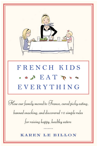 Why Kids In France Eat Everything