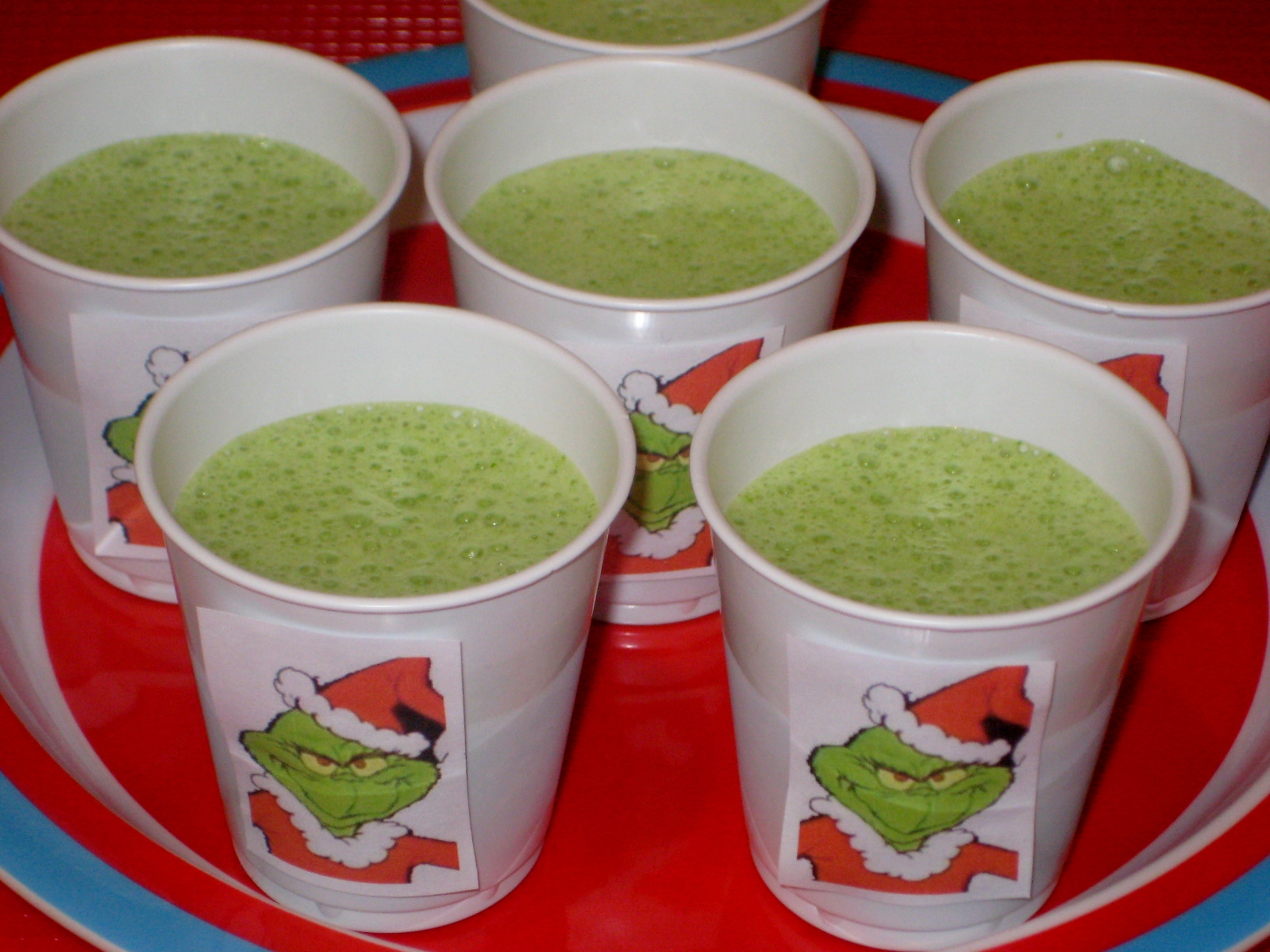 School Christmas Party Food Ideas Part - 34: Grinch ...
