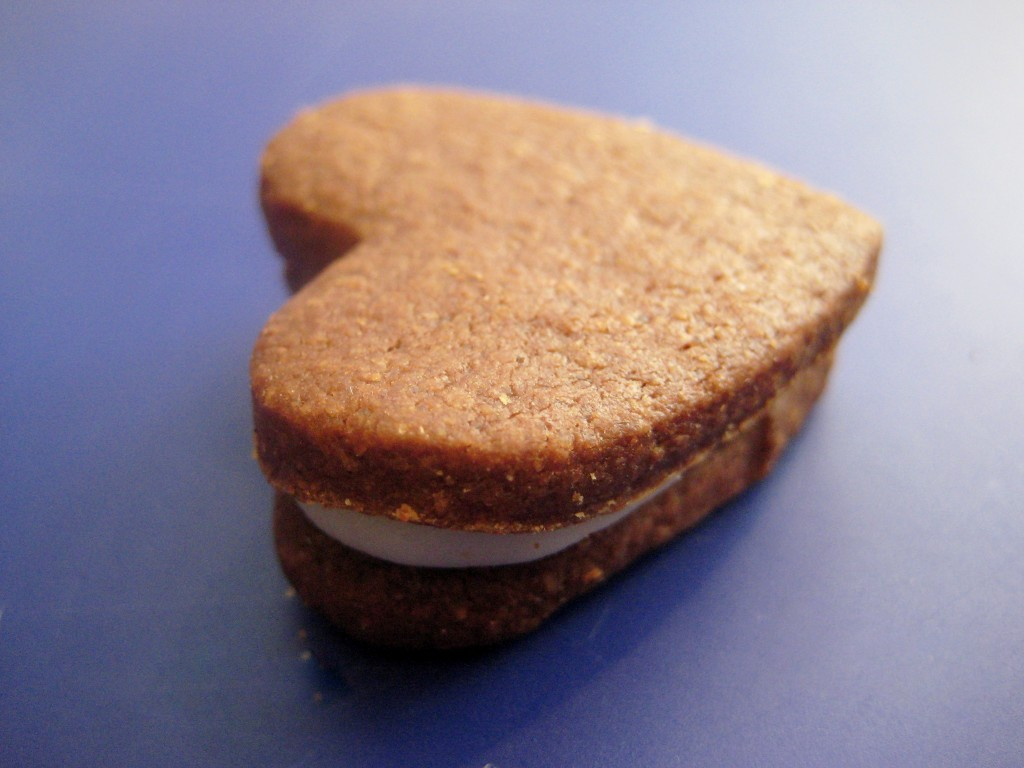 Homemade Whole-Wheat Oreos