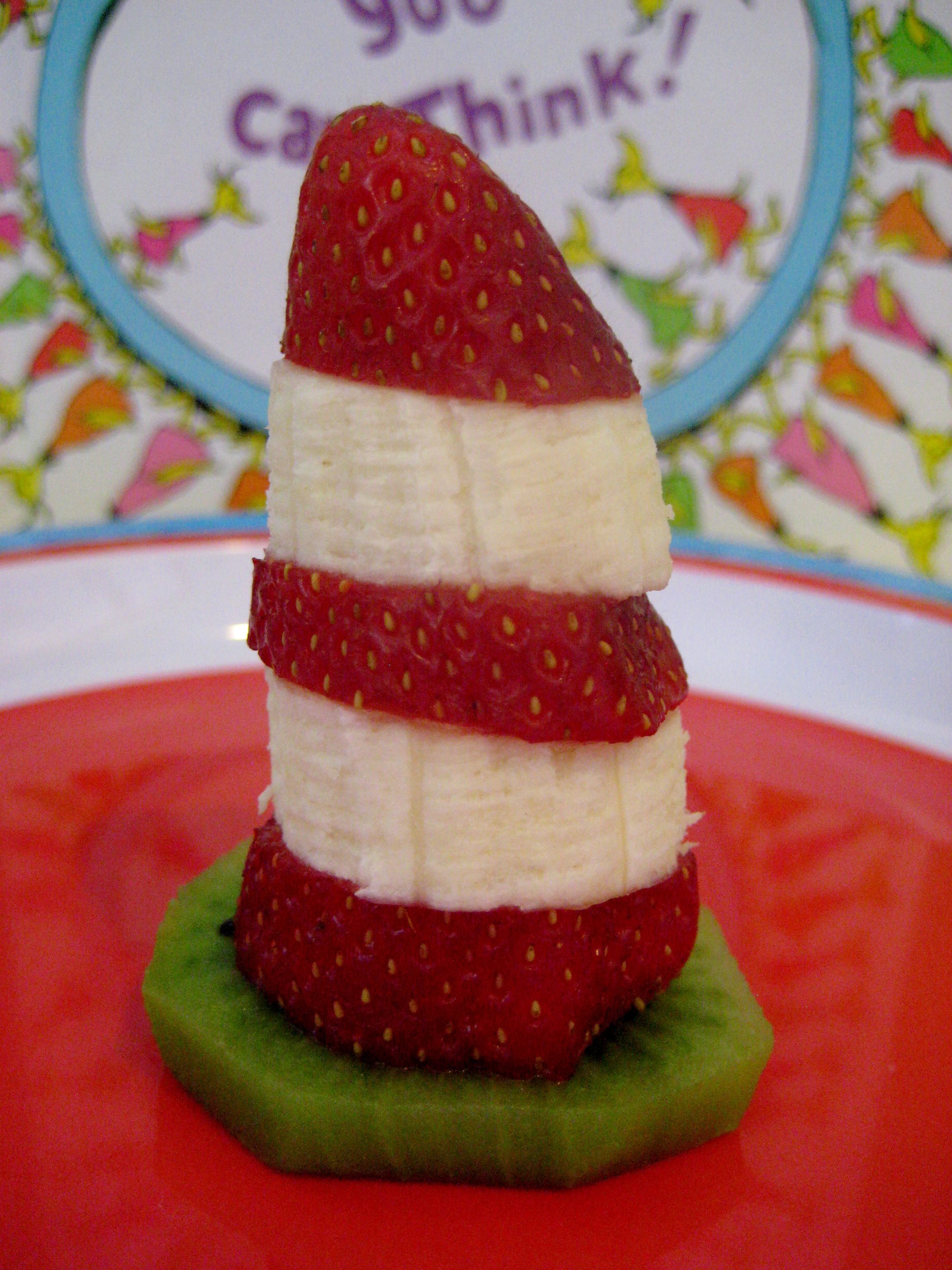 3 Fun Food Ideas For A Healthy Seuss Party