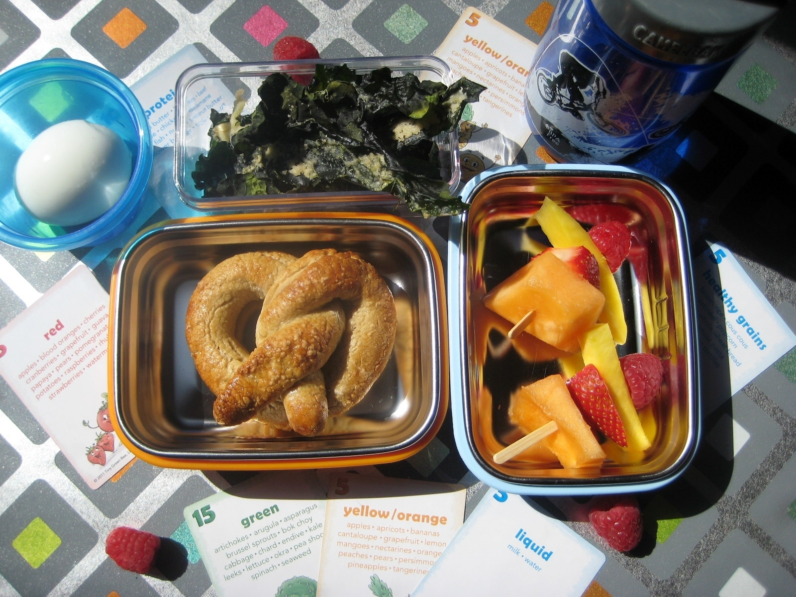 Healthy Lunch 1 The Choosy Eater