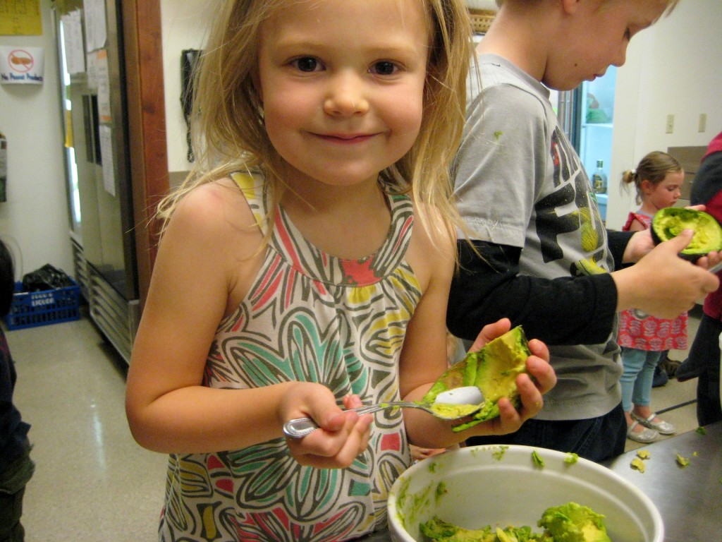 Classroom Cooking Ideas ~ Teaching kids about food tips for starting a preschool