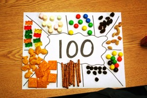 100 days snacks 2