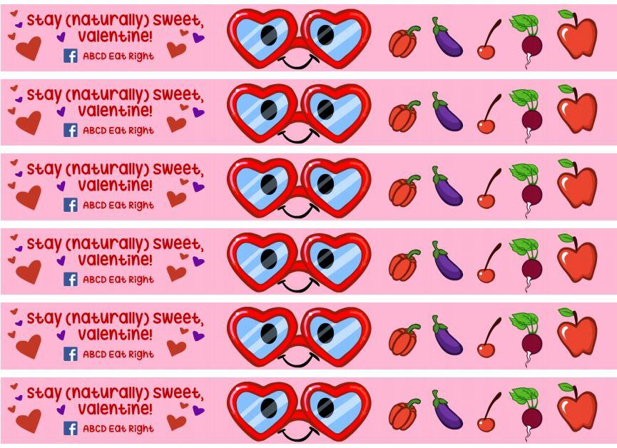ValentinesDayFruitMask
