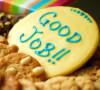 FOOD REWARD GOOD JOB