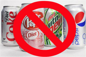 NO DIET SODA