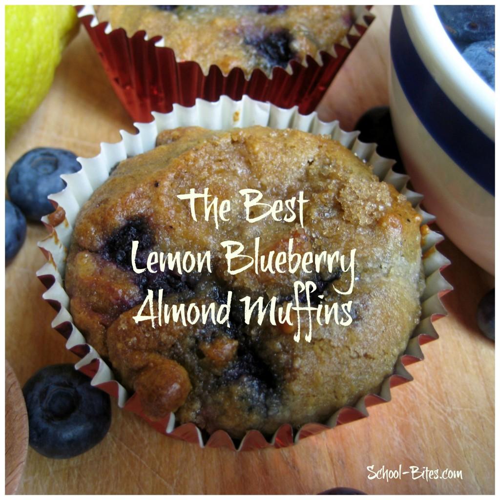 LemonBlueberryAlmondMuffins