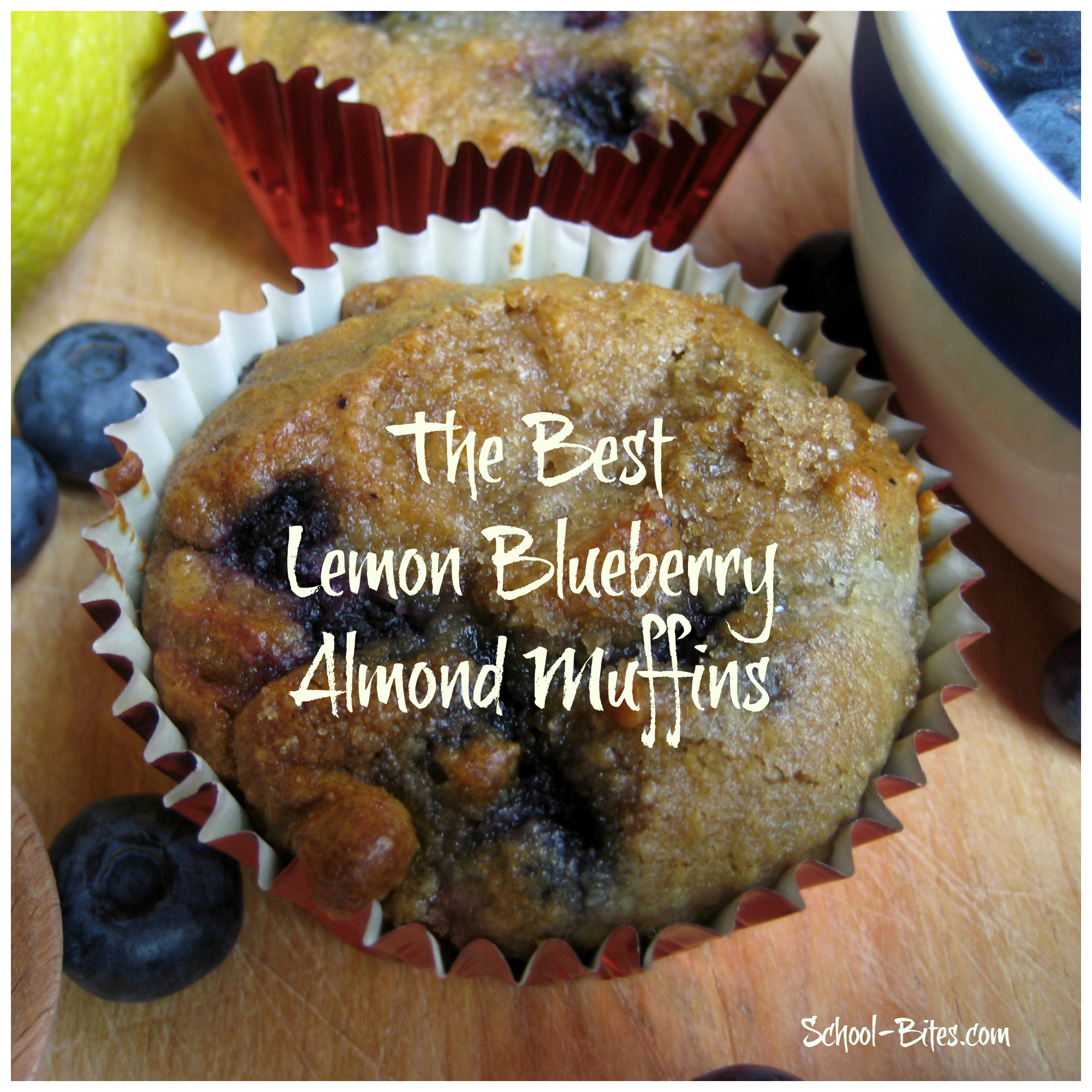 Gluten-Free Blueberry Muffin Recipe With Almond Flour ...